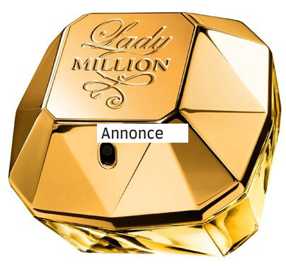 Lady Million Parfume på tilbud!