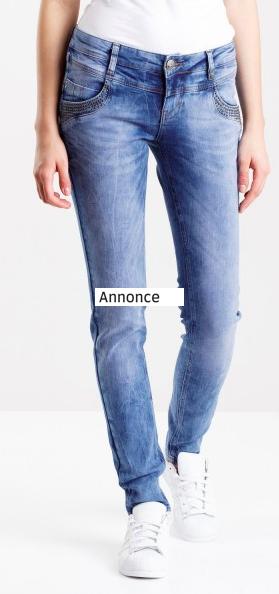 Pulz jeans online – køb baggy bukser fra Pulz Jeans