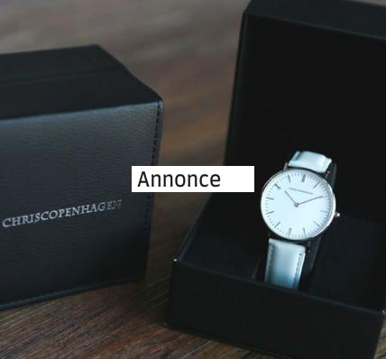 Herreuret – det uundværlige accessorie