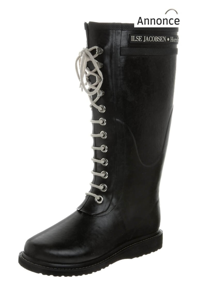 Billige Ilse jacobsen gummistøvler på tilbud – fede modeller i 2017