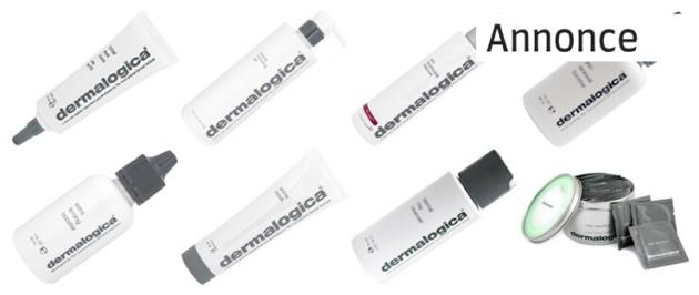 Problemer med uren hud? her er løsningen! køb dermalogica produkter på tilbud og udsalg
