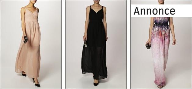 Flotte Maxikjoler – sommerens smukkeste kjoler
