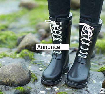 Kom stilrigtigt til mode i det danske regnvejr