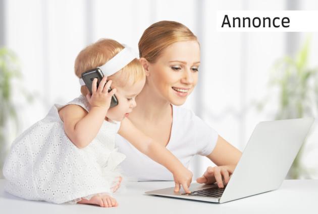 Få styr på stilen til både mor og datter