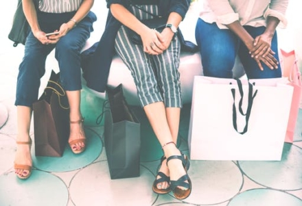 Tag på storbyferie og shop løs