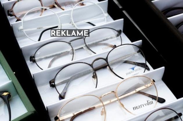 Sådan finder du de rette briller, der passer til dig